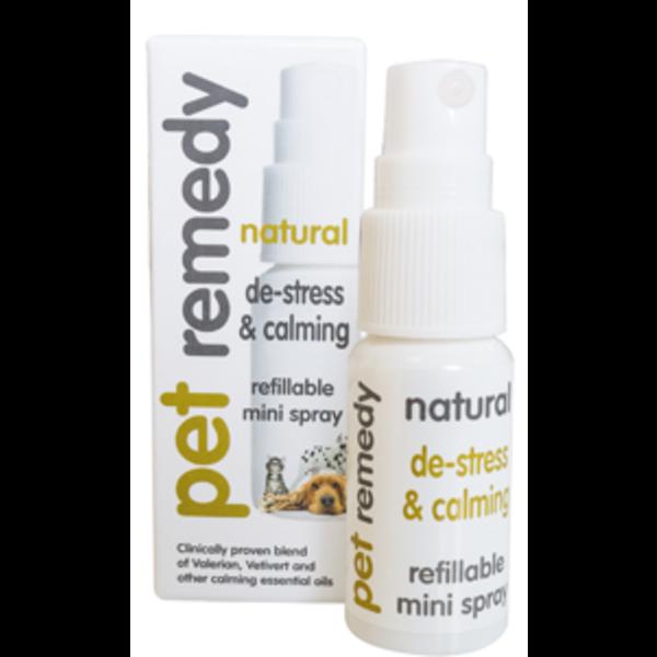 Pet Remedy De-Stress & Calming Mini Spray, .51 oz bottle