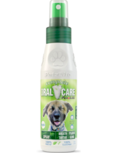 PetzLife Peppermint Oral Care Spray, 4 oz bottle