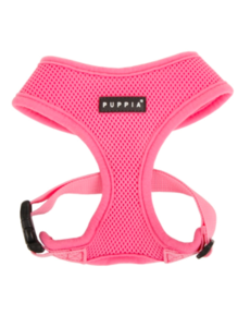 Puppia Soft Harness Pink, Large