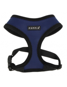 Puppia Soft Harness Royal Blue, Large