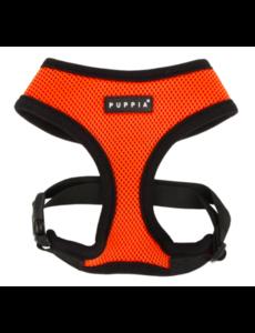 Puppia Soft Harness Orange, Small