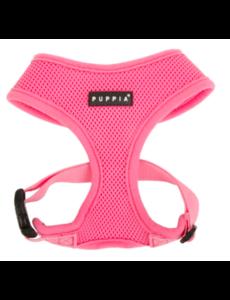 Puppia Soft Harness Pink, Small