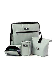 Sleepypod Go Bag, Glacier Silver
