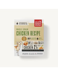 The Honest Kitchen (Revel) Whole Grain Chicken Recipe Dehydrated Dog Food, 10 lb box
