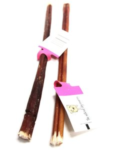 "The Natural Dog Company 12"" Skinny Bully Stick Odor Free"