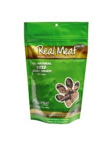 The Real Meat Company Beef Jerky Bits, 12 oz bag