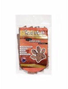 The Real Meat Company Venison Jerky Stix, 8 oz bag