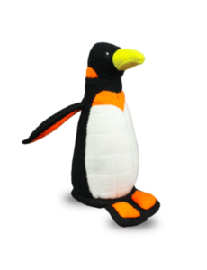 Tuffy Dog Toy Penguin