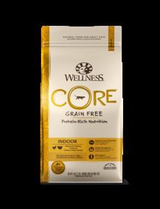 Wellness Core Indoor Formula Chicken & Turkey Cat Dry Food, 5 lb bag
