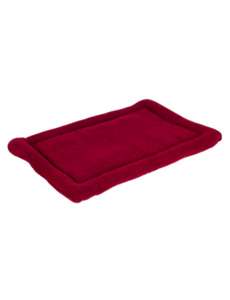 Bowser Pet Berber Mat Burgundy, Small