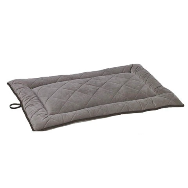 Bowser Pet Cross Country Quilted Mat Pebble, Medium