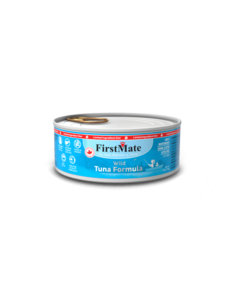 FirstMate Limited Ingredient Wild Tuna Cat Canned Food, 5.5 oz can