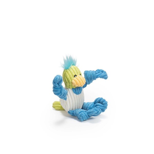 Huggle Hound Duck Knottie Dog Toy