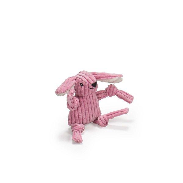 Huggle Hound Bunny Knottie Dog Toy, Wee