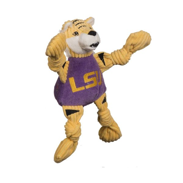 Huggle Hound LSU Mike the Tiger Dog Toy
