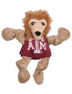 Huggle Hound Texas A&M Reveille Dog Toy