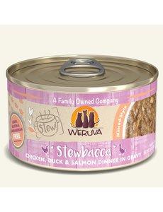 Weruva Stew Canned Cat Food, Stewbacca, 2.8 oz