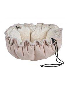 Bowser Pet Buttercup Bed, Blush, Large