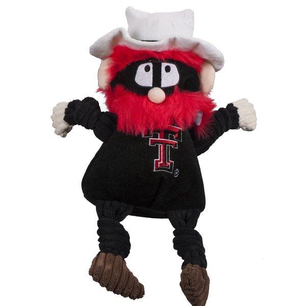 Huggle Hound Texas Tech Raider Plush Dog Toy