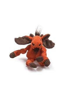 Huggle Hound Moose Knottie Plush Dog Toy