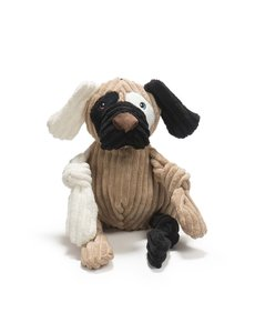 Huggle Hound Patches The Mutt Plush Dog Toy