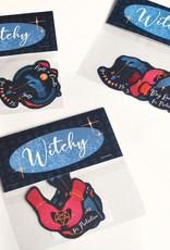 "Mel Valentine ""Witchy"" sticker pack by Mel Valentine"