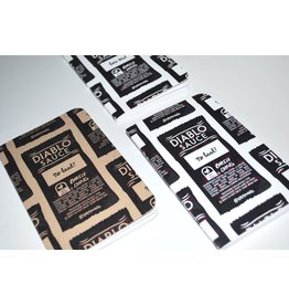 """Diablo Sauce"" Pocket Sketchbooks by LOEHAWAII"