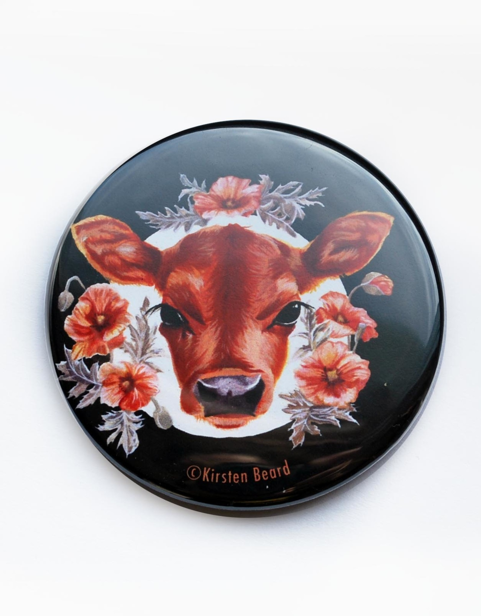 """Buy Columbia, By Columbia """"Poppy"""" Magnet by Kirsten Beard"""