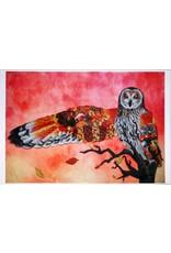 """Megan Rivera """"Autumn"""" print, Megan Rivera"""