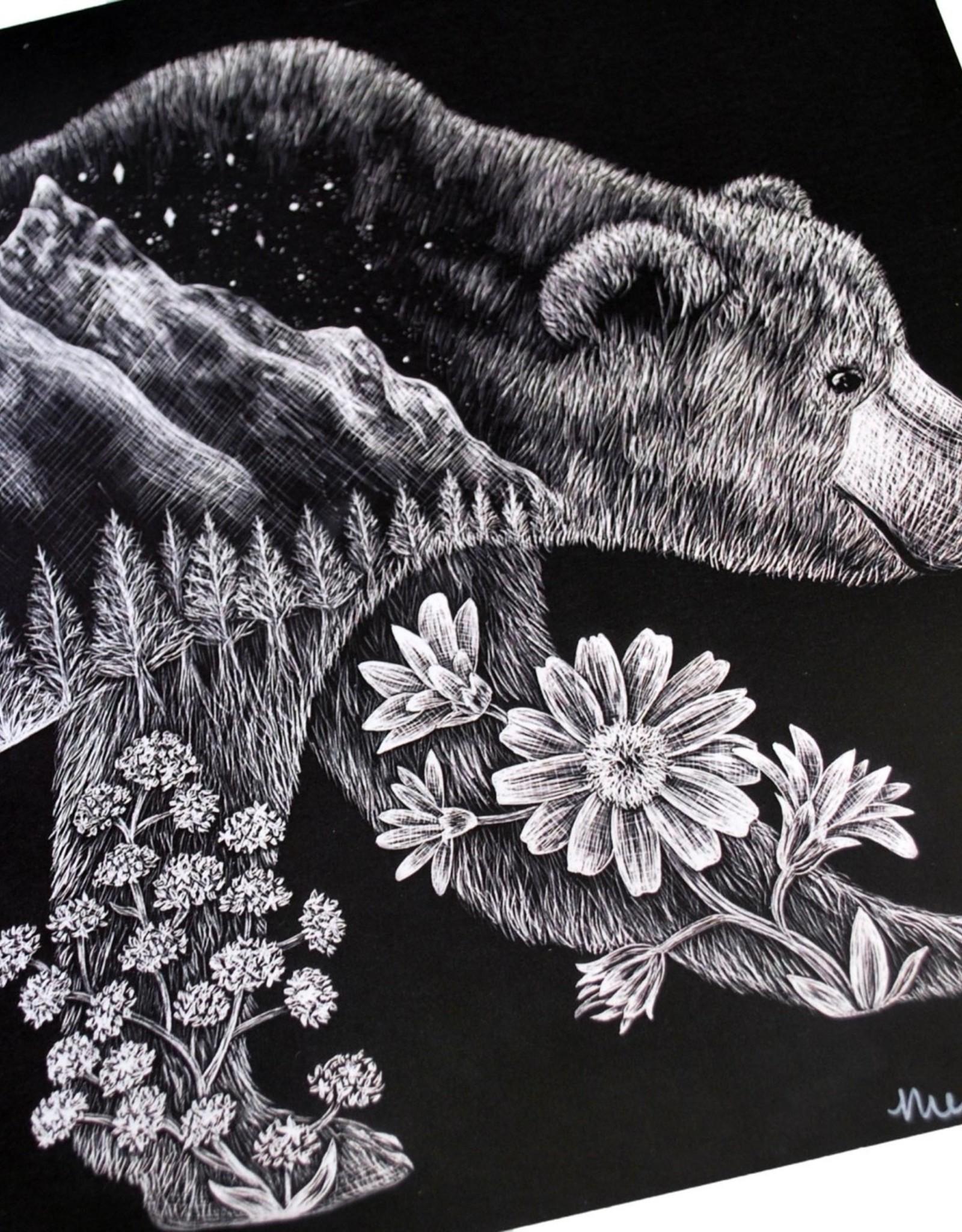 "Megan Rivera ""Yosemite"", digital print, Megan Rivera"