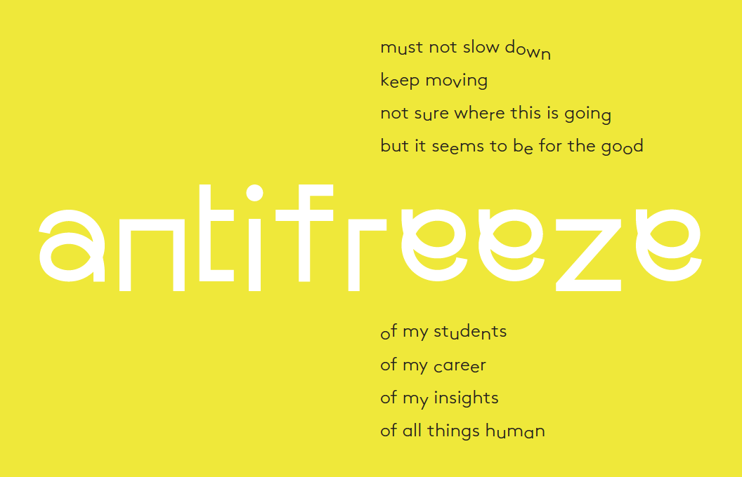 Spotlight Exhibition: Antifreeze