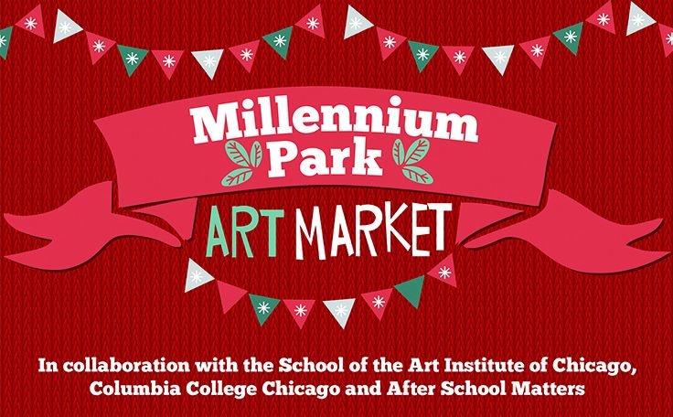 2018 Millennium Park Holiday Market