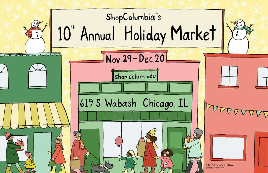 10th Annual Holiday Market