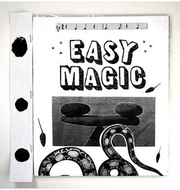 Julia Arredondo Easy Magic Zine by Julia Arredondo