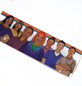 Sam Kirk World Pride Sticker by Sam Kirk