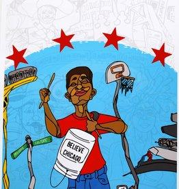 "Sam Kirk ""Believe Chicago"" by Sam Kirk"