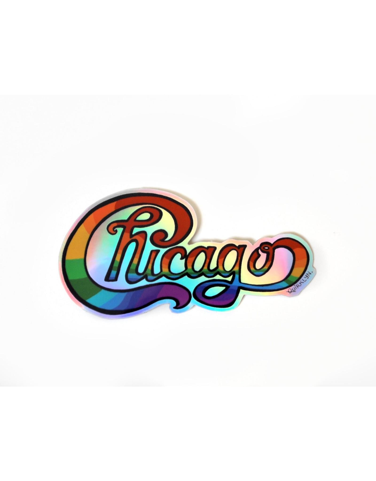 Sam Kirk Chicago Pride by Quirklyn