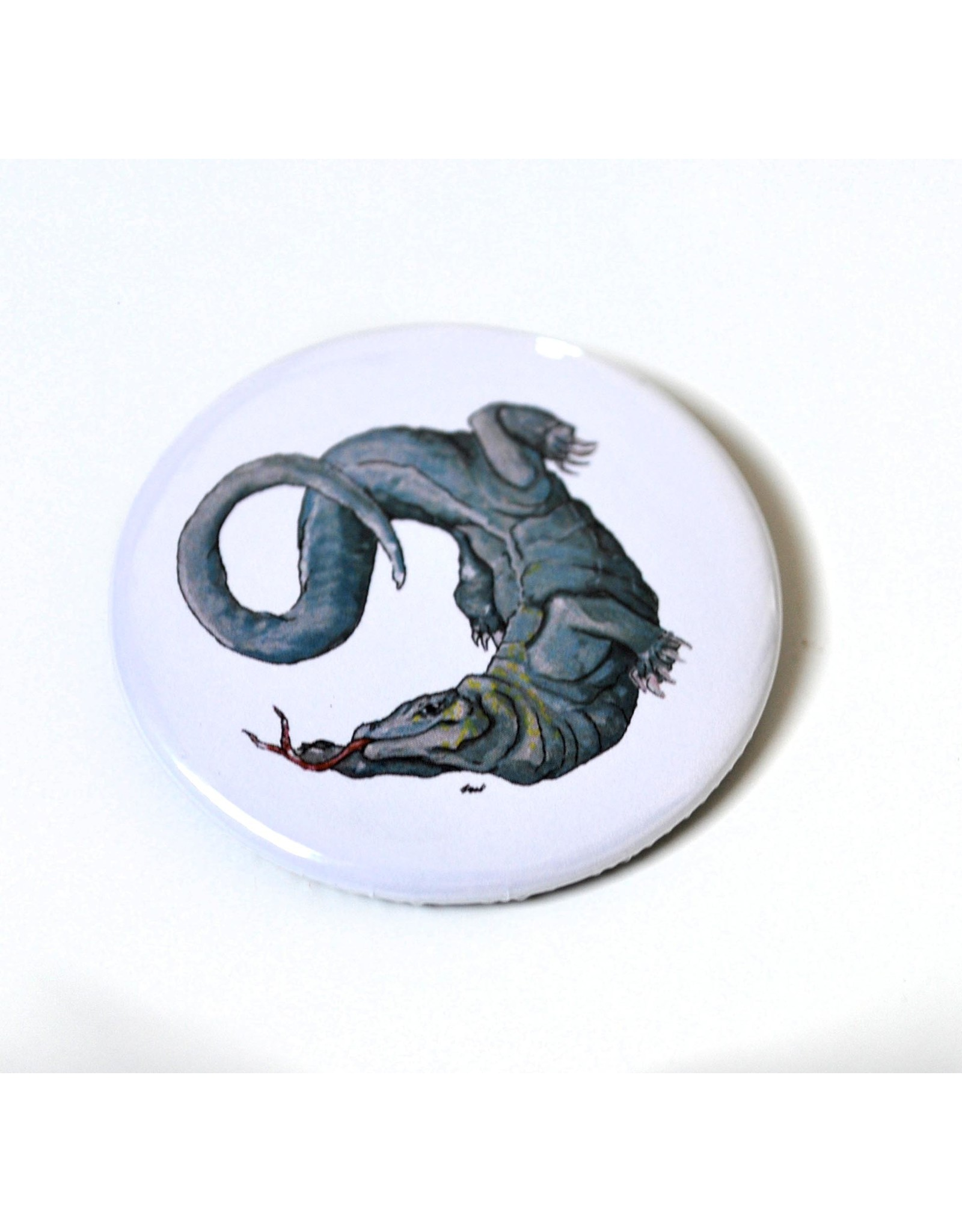 "2.25"" Button #1 by Laiqah Hanold"