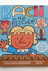 """Elio """"Bach to the Rescue"""" by Chris Eliopoulos """"Elio"""""""
