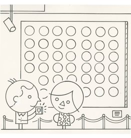 Ivan Brunetti Gallery, Illustration by Ivan Brunetti for the New Yorker, Goings On About Town, September 12, 2013