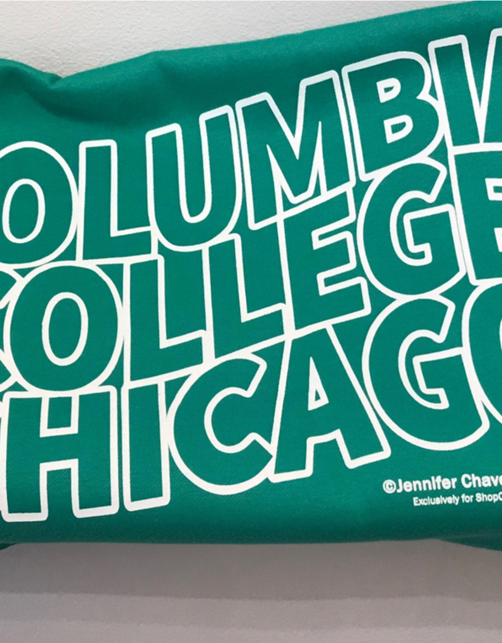 Buy Columbia, By Columbia Columbia College Chicago Sweatshirt Blanket in Kelly - Buy Columbia, By Columbia