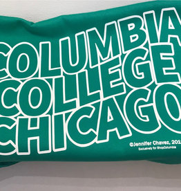 Buy Columbia, By Columbia Columbia College Chicago Sweatshirt Blanket in Kelly - Buy Columbia, By Columbia