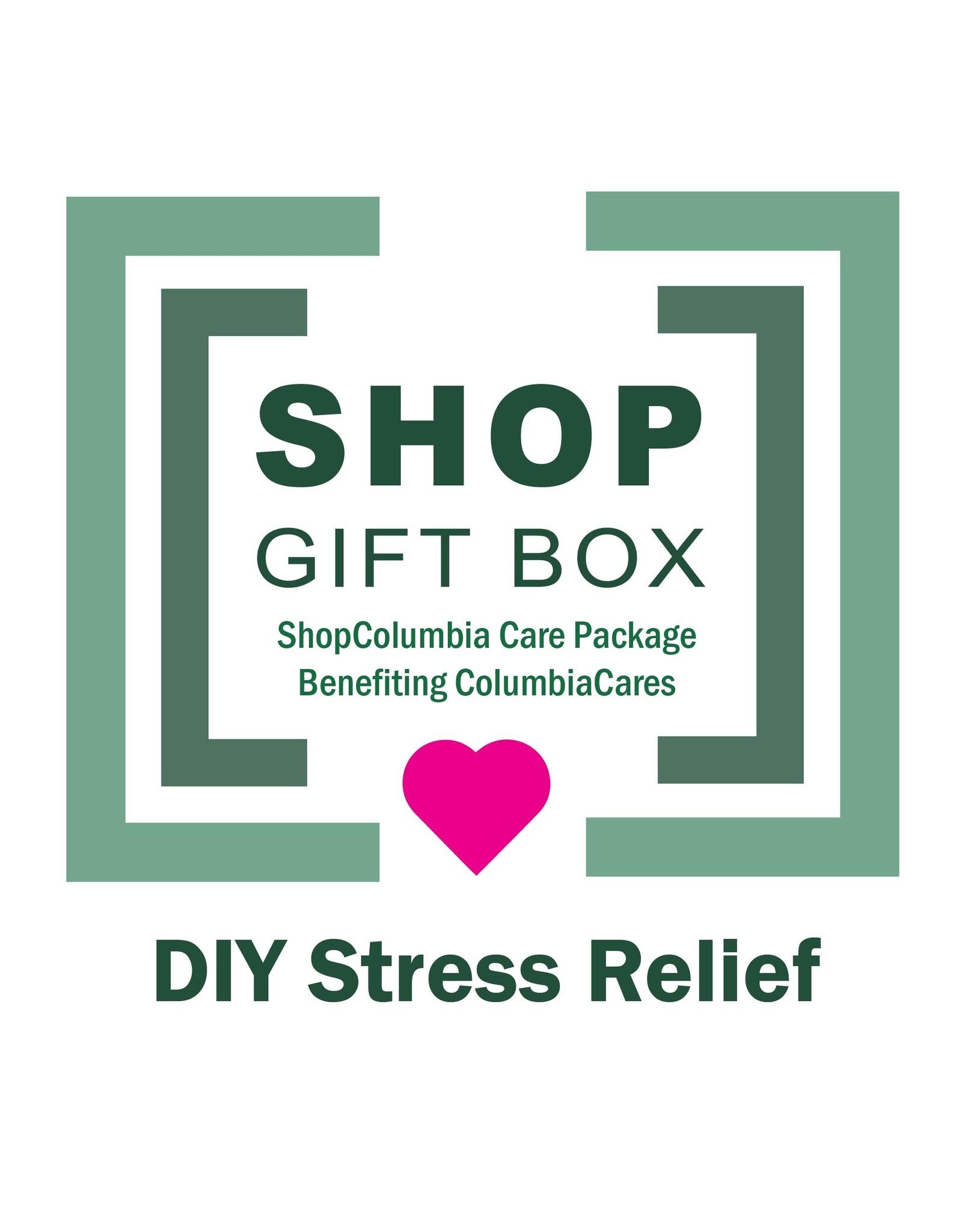 Shop Gift Box: DIY Stress Relief
