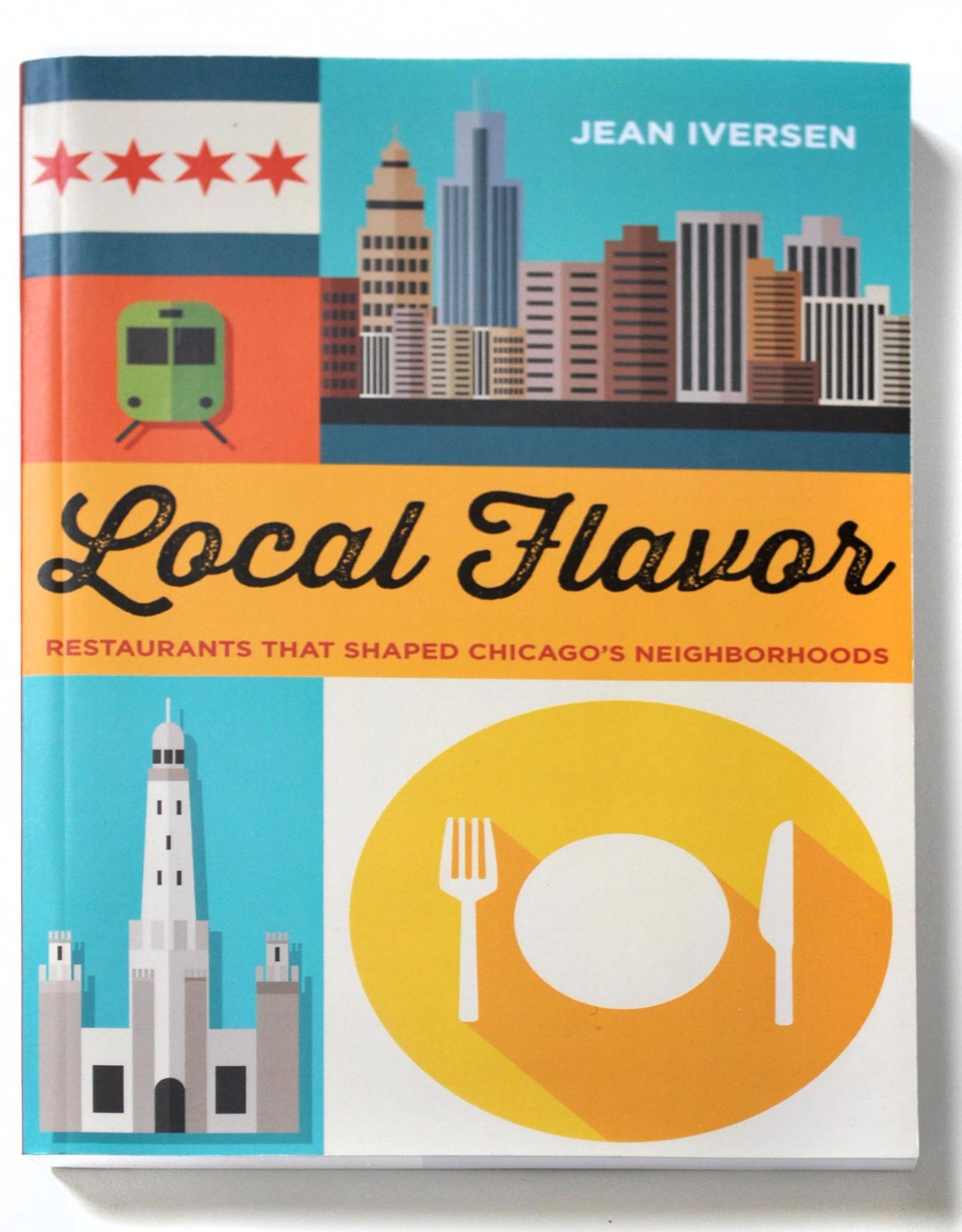 """Local Flavor"" by Jean Iversen"