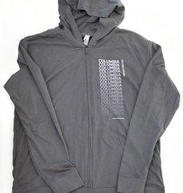 Columbia Hooded Zip-up