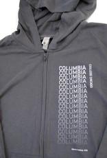 2020 Columbia Hooded Zip-up
