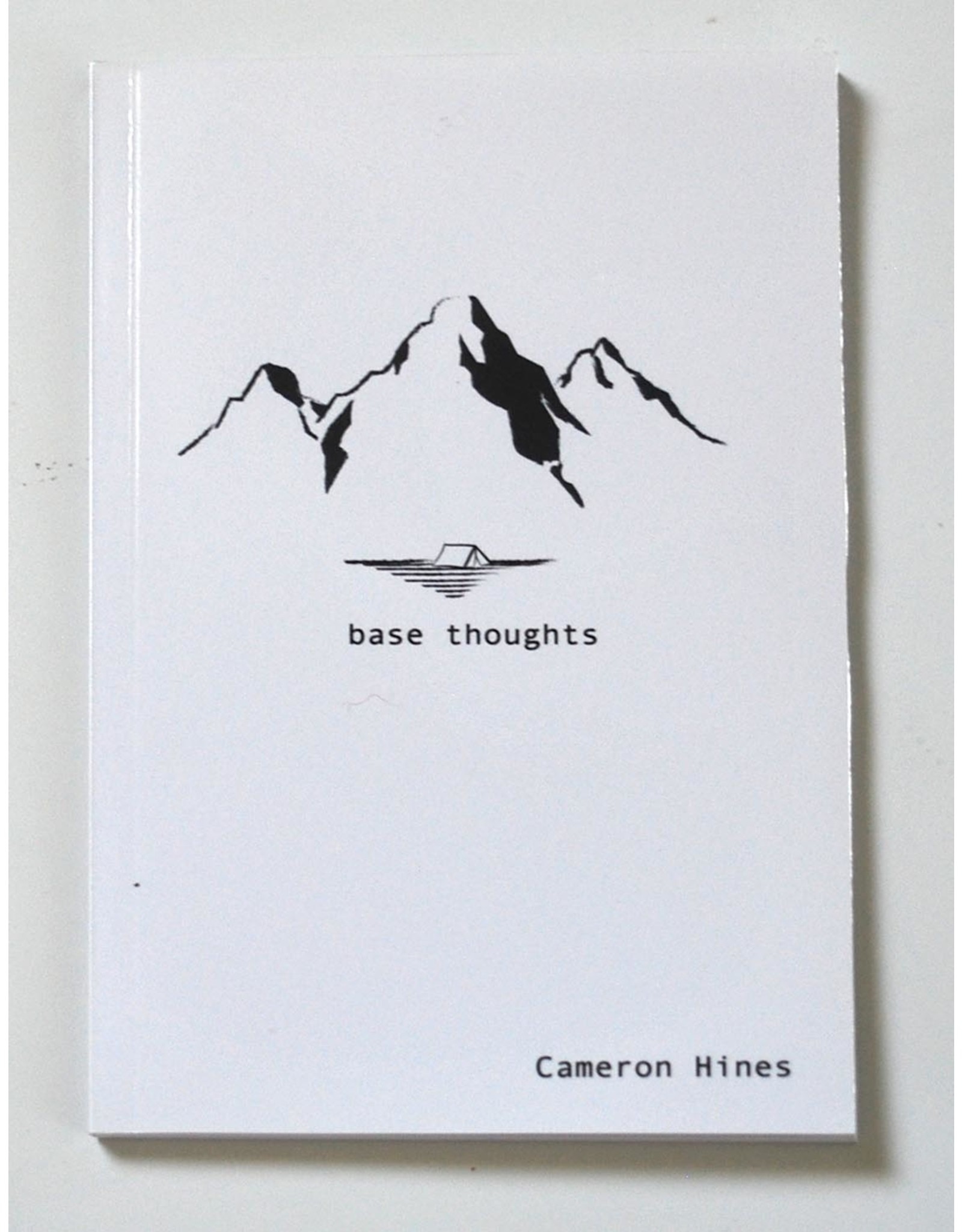 Base Thoughts by Cameron HInes