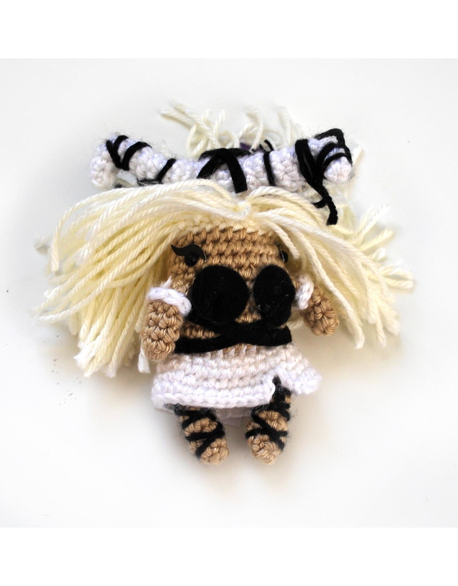 """Naomi Smalls"" by Mats Applesauce Crochet"