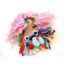 """Yvie Oddly"" by Mats Applesauce Crochet"