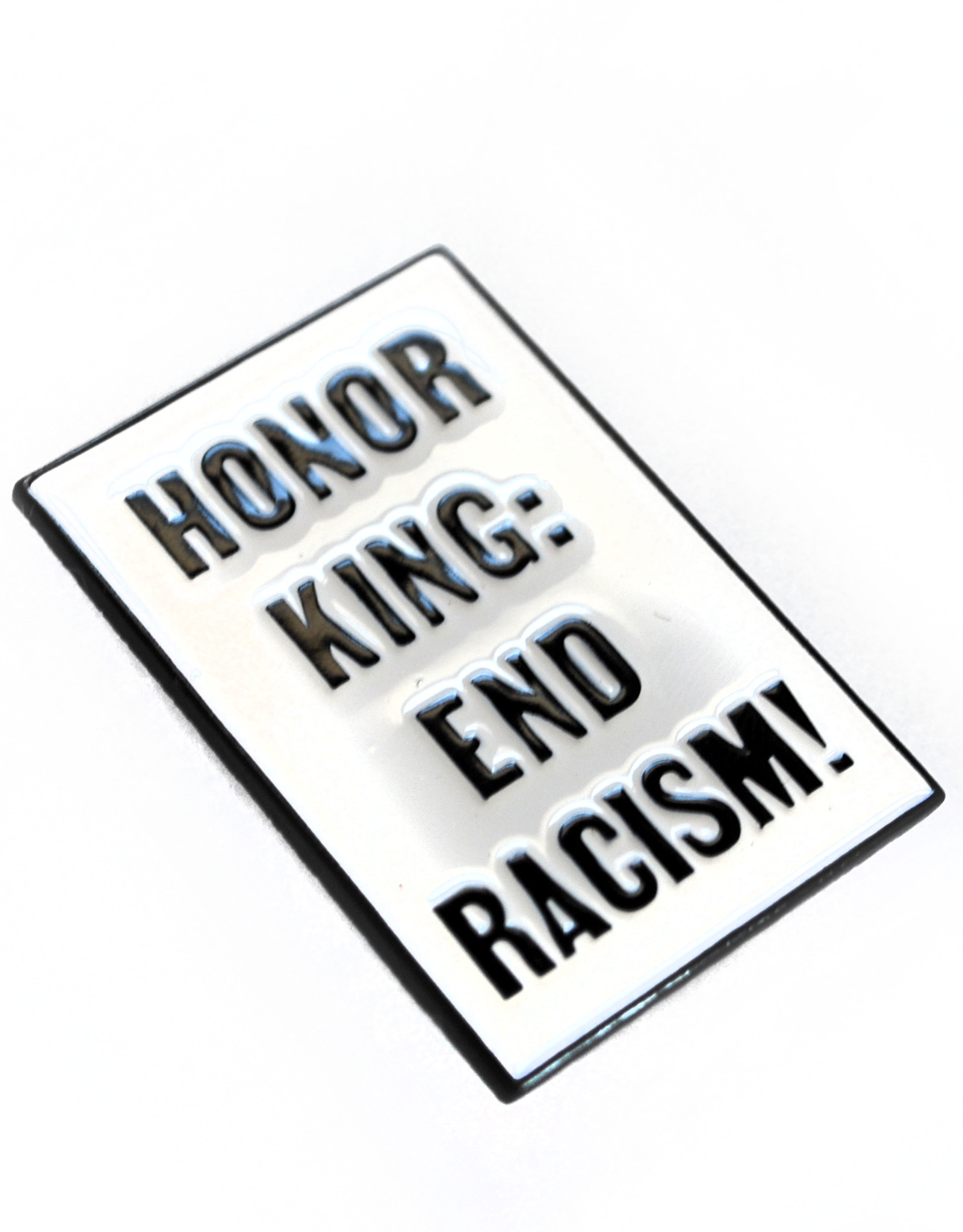 ReformedSchool Honor King Enamel Pin by ReformedSchool
